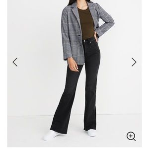 ISO Size 25 Madewell Flare Jeans